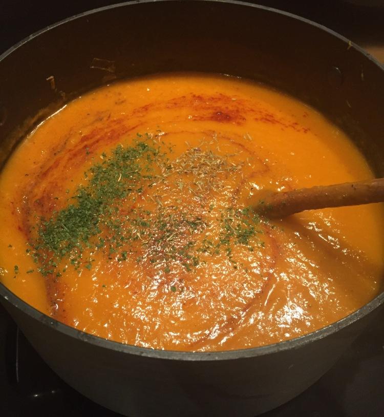 squash soup recipes